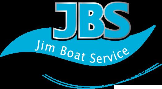 Jim Boat Service logo