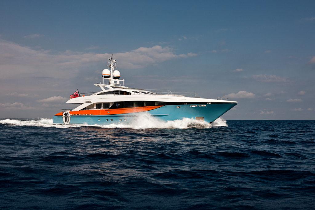 Heesen Yachts - Aurelia